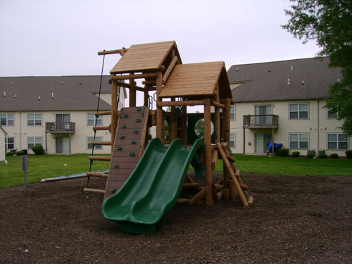 Elkton HOA Ponderosa Playground by Bears Playgrounds