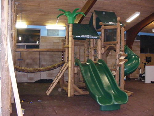 Bayview YMCA Ponderosa Playground by Bears Playgrounds