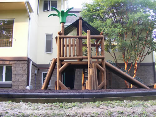 Ronald McDonald House by Bears Playgrounds
