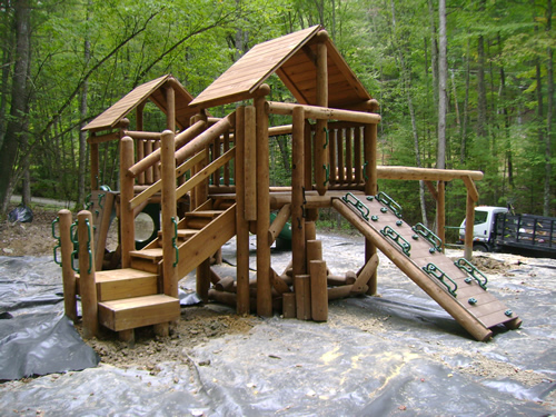 Watoga State Park by Bears Playgrounds