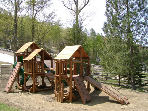 Jiminy Peak Ski Resort playground by Bears Playgrounds