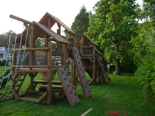 Virginia Beach 100 Acre Wood Playground by Bears Playgrounds