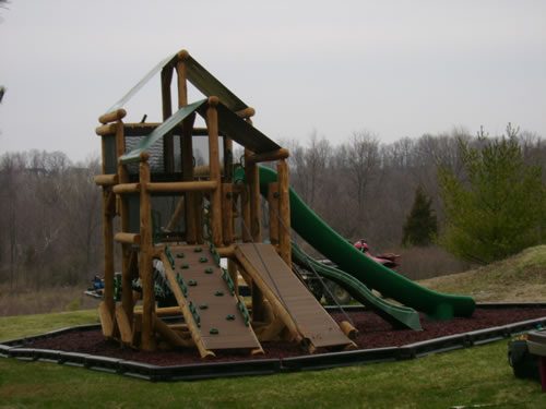 Canandaigua Ponderosa by Bears Playgrounds