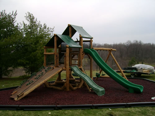 Canandaigua Ponderosa Playground by Bears Playgrounds