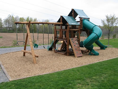 Palmyra, NY Ponderosa Playground by Bears Playgrounds