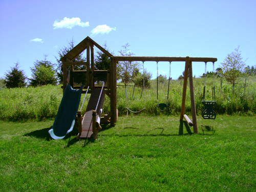 Honeoye Falls, NY: Proudest Monkey Tree Fort by Bears Playgrounds
